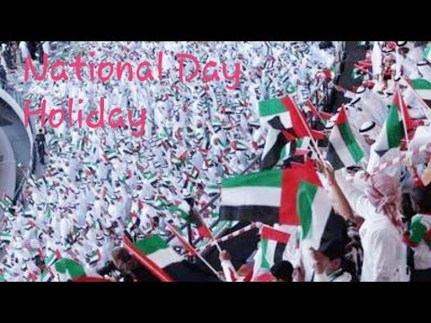 Holidays for National Day declared in UAE