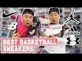 THE BEST BASKETBALL SNEAKERS OF 2020!