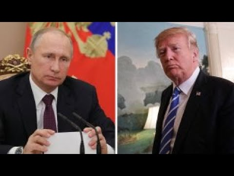 Trump, Putin speak by phone after Assad's Russia trip