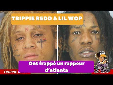 Trippie Redd et Lil Wop ont frappé un rappeur à Atlanta