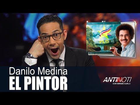 Danilo Medina y La Tierra Prometida - #Antinoti Febrero 28 2018