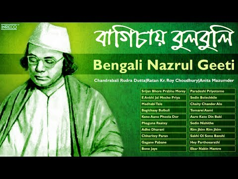 Rim Jhim Rim Jhim | Best Nazrul Geeti Collection | Nazrul Geeti | Bengali Songs of Nazrul