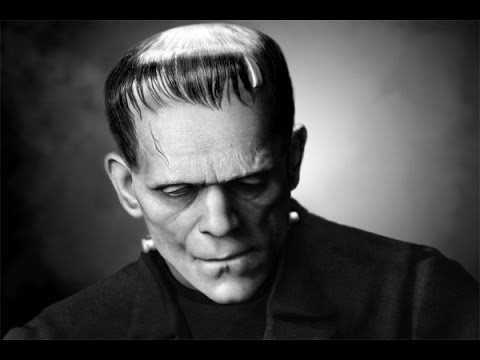 Boris Karloff talks FRANKENSTEIN in rare 1963