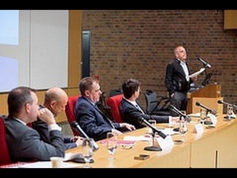 Nathanson Centre Conference on Public and Private Corruption - Panel 4 (Nov 6, 2014)