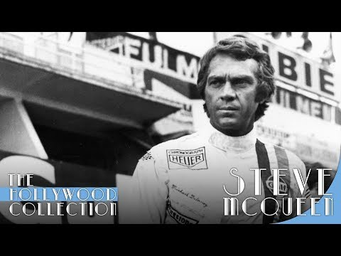 Steve McQueen: Man On The Edge (Narrated by James Coburn) | The Hollywood Collection