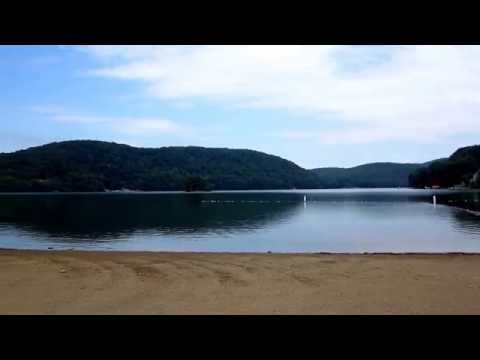 Candlewood Lake Beach CT