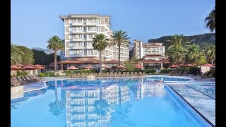 Akka Alinda Hotel 5 Акка Алинда отель Турция Кемер обзор отеля территория спа пляж