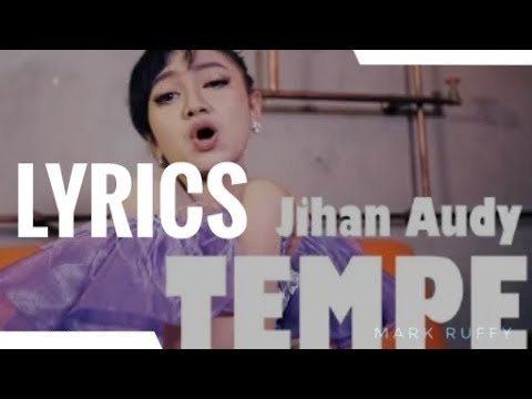 JIHAN AUDY -  TEMPE  [ Lyrics ]