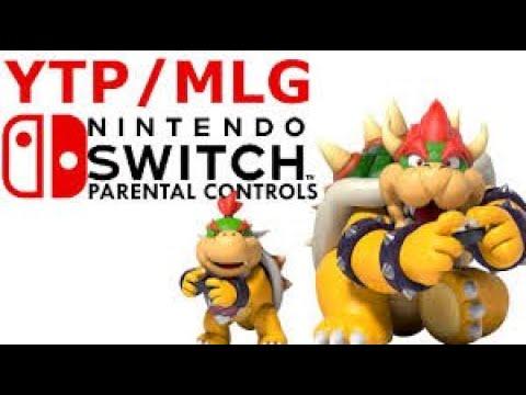 Nintendo Switch Parental Controls YTP