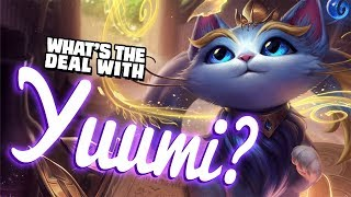 What's the deal with Yuumi? || character design & story analysis