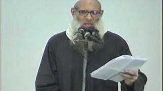 فضل اللغة العربية -- الشيخ محمد سعيد رسلان 1