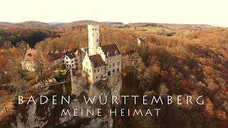 Baden-wÜrttemberg - meine heimat in 4kludwigsburg mon reposkirchentelinsfurt baggerseeschwäbische alb wackerstein, schloss lichtensteintuttlingen ho...