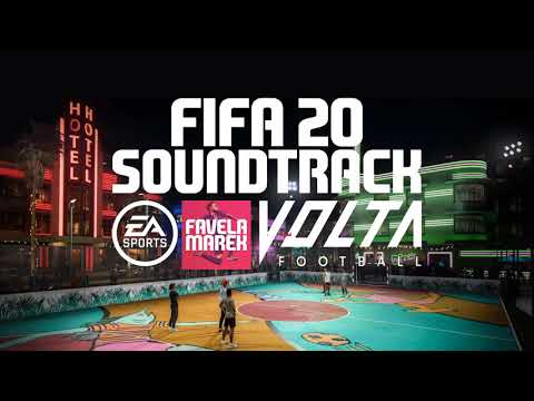 Be The One - Cheat Codes ft Kaskade FIFA 20 Volta Soundtrack