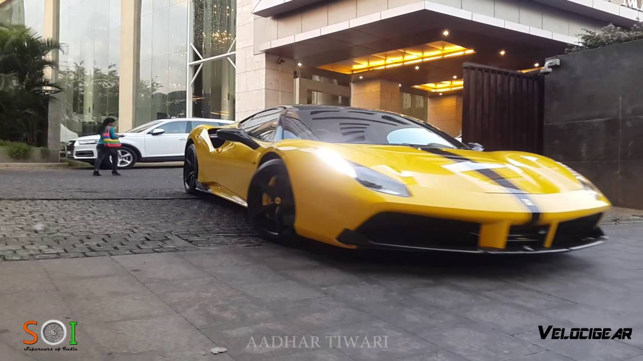 Supercars In India Supercars Bangalore May Youtube
