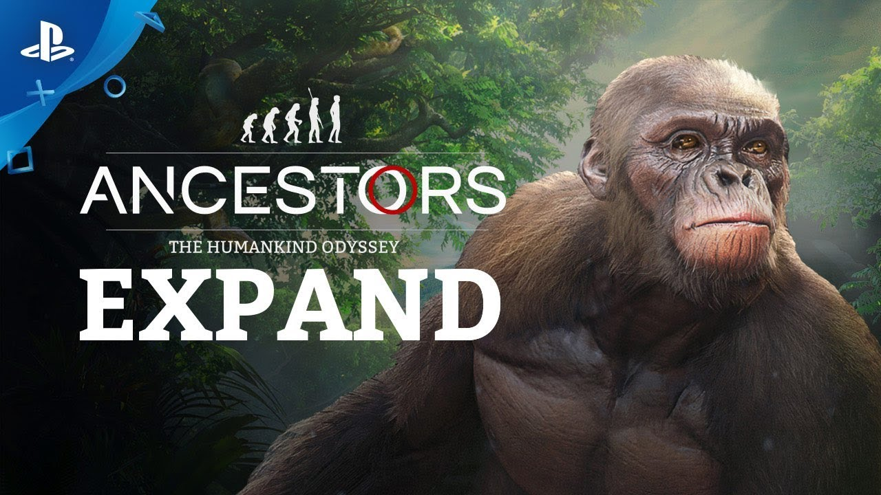 Ancestors: The Humankind Odyssey - 101 Trailer Ep. 2: Expand | PS4