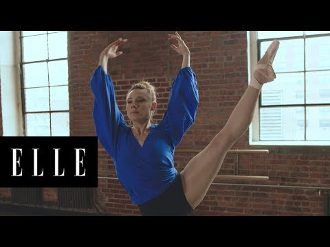 Three Ballerinas Discuss Body Confidence | The Movement | ELLE