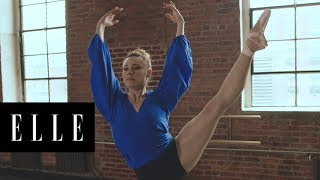 Three Ballerinas Discuss Body Confidence | The Movement | ELLE