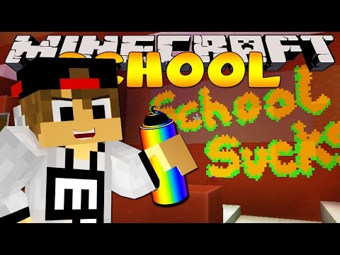 Minecraft School - THE BIG BAD BULLY!