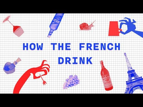 How The French Drink | United Nations Of Booze