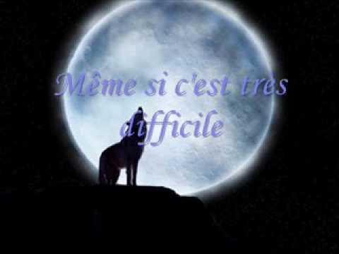 Wolf's Rain-- Valse de la Lune (lyrics)