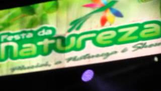 Vera Guimarães - FESTA DA NATUREZA 2014 - DIA 06 - SÁBADO