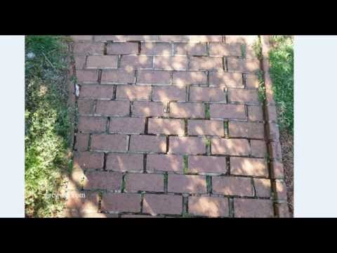 Watch This Video Before Building A Brick Walkway - Landscaping Tips