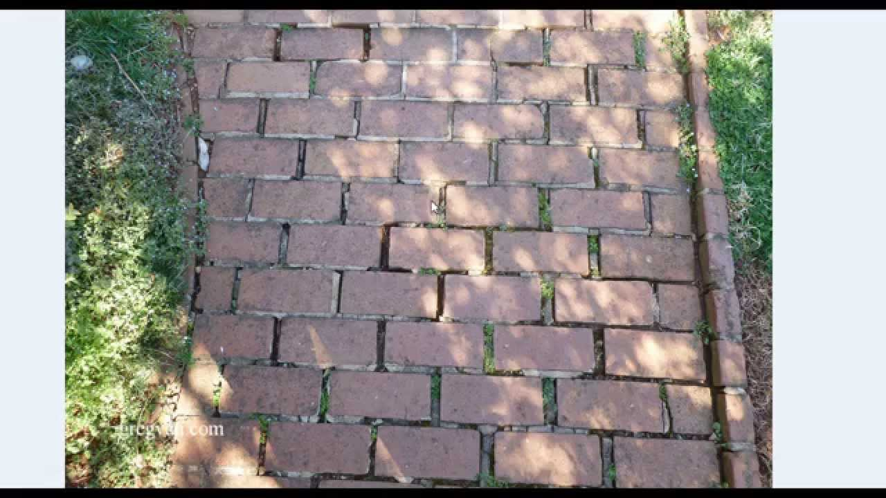 How to lay brick walkway - Watch This Video Before Building A Brick Walkway Landscaping Tips Youtube