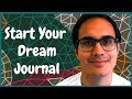 How To Start A Dream Journal For Jungian Dream Analysis