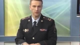 Прямой эфир с начальником отдела ОГИБДД МУ МВД России