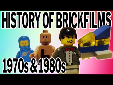The History of Brickfilms: 1970s & 1980s - More LEGO animations than you might think!