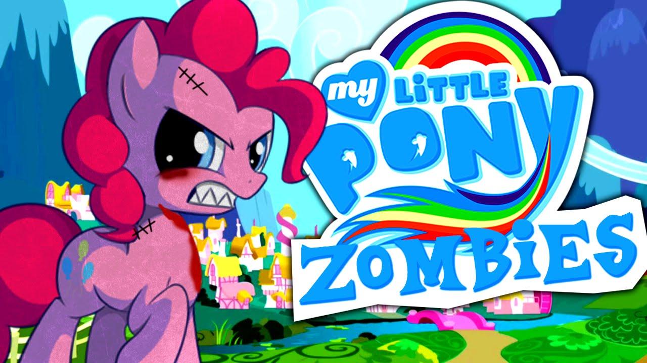 My Little Pony Zombies ★ Call Of Duty Zombies Mod Zombie