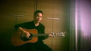Anh nhớ em vô cùng (Guitar cover by Hamimax)