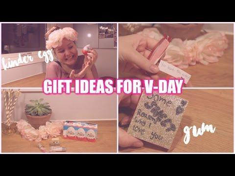 DIY Gift Ideas for Valentine's day ⎮SDIH