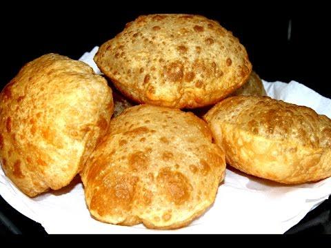 Puri || Poori Breakfast Recipe (పూరి)