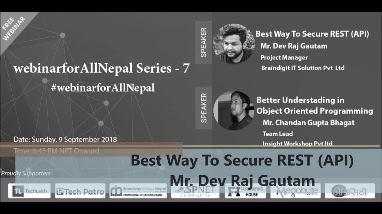webinarforAllNepal Series-7 conducted successfully - Fascinating House