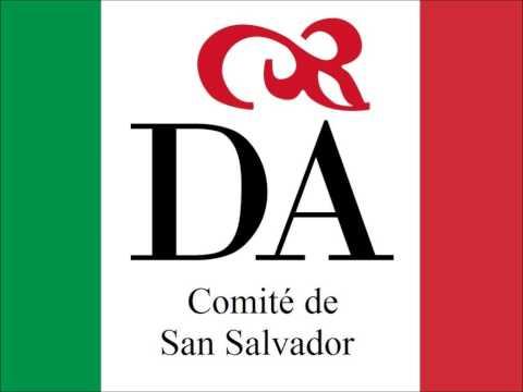Cuña de radio de la Dante Alighieri de San Salvador