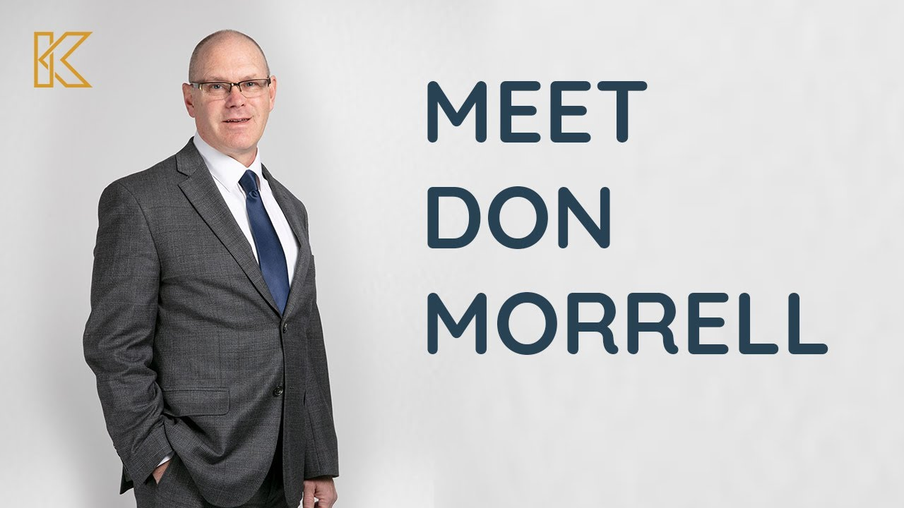 Meet Don Morrell