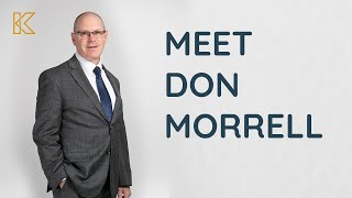 Meet Don Morrell | Kendrick Law Group