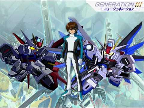 Baby Live Wallpaper Hd Sd Gundam G Generation Wars Mobile Suit Gundam Seed Kira
