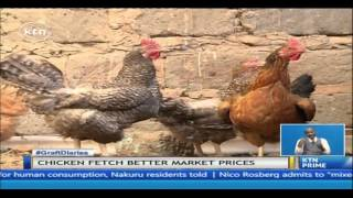 """Kienyeji Chicken"" fetch better market prices in Nairobi"