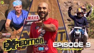 Yamaha FZ 25 Expedition   Episode 9 - The Journey Begins   Ft. Sahil Khattar