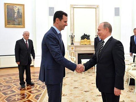 Израильский разведчик: Почему Путин хочет заменить Асада?