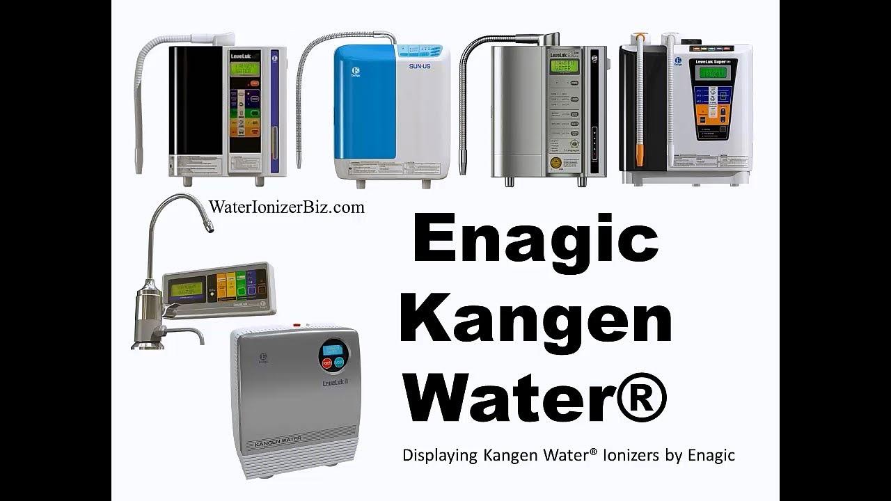Enagic Kangen Water 174 Alkaline Ph Machines 800 584 3596
