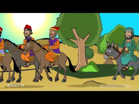 Balaam y el asna que hablaba - Episodio 13