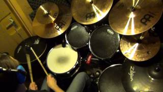 System of a Down - Sad Statue Drum Cover