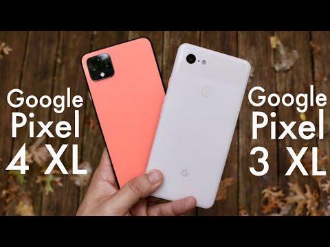 google-pixel-4-xl-vs-google-pixel-3-xl!-(comparison)-(review)