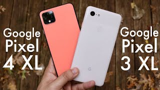 Google Pixel 4 XL Vs Google Pixel 3 XL! (Comparison) (Review)
