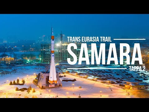 TRANS EURASIA TRAIL - Tappa 2 - Samara e museo Soyuz - Vlog