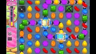 Candy Crush Saga Level 911 (No booster, 3 Stars)