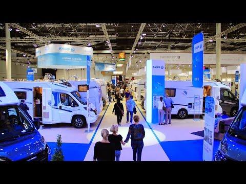 Caravan Salon Düsseldorf 2016 - Pressekonferenz (Live-Mitschnitt) der Knaus Tabbert GmbH